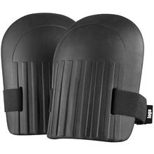 1 Pair Covered Foam Knee Pads Portable Durable Professional Protectors Machine Washable Flexible Kneeling Pad Sport Work
