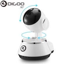 DIGOO BB-M1 أمن الوطن كاميرا IP 720P اللاسلكية الذكية واي فاي كاميرا واي فاي الصوت سجل مراقبة مراقبة الطفل HD كاميرا تلفزيونات الدوائر المغلقة