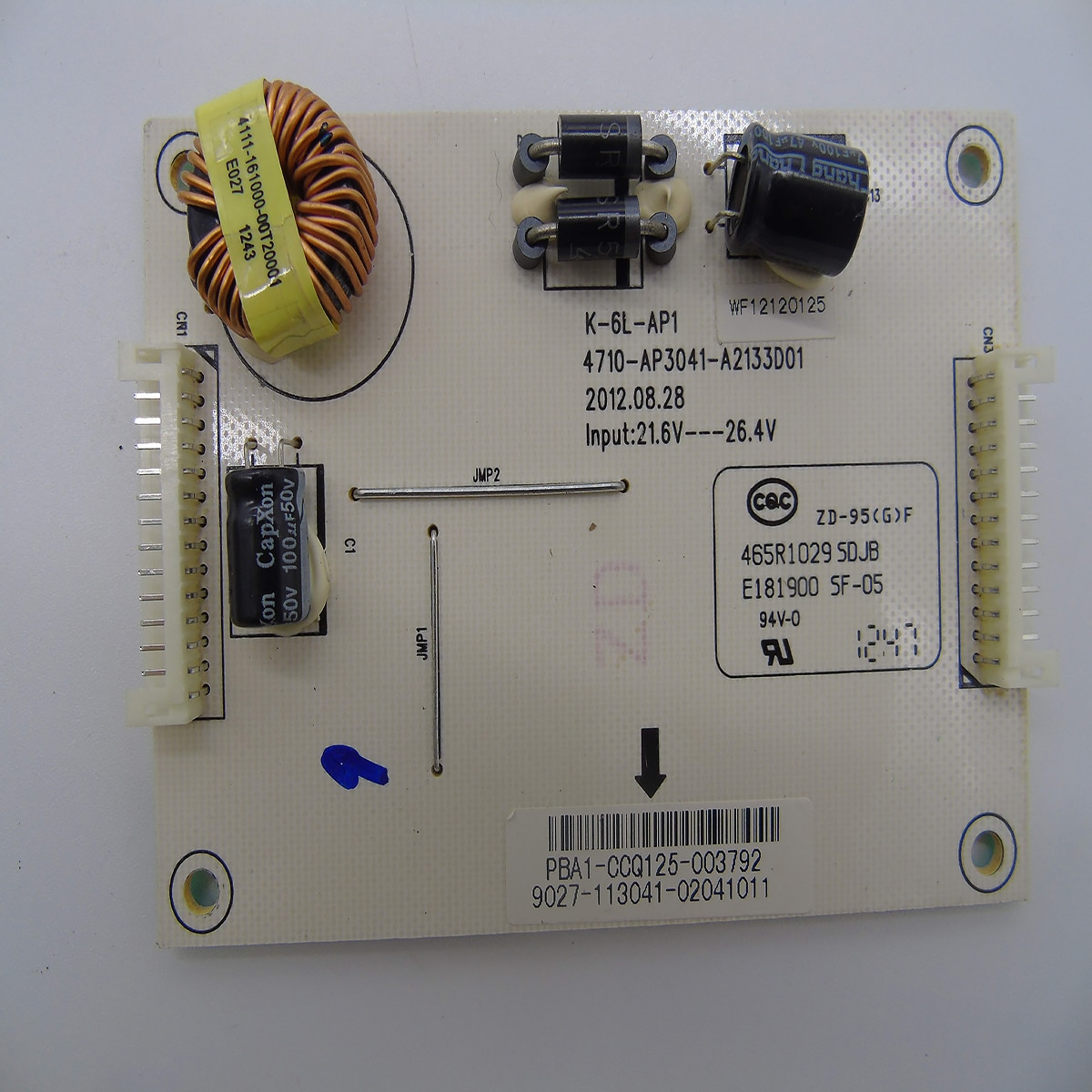 100% من اختبار لوحة التيار المستمر LE37KUH3 K-6L-AP1 4710-AP3041-A2133D01