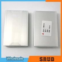 50Pcs Original Mitsubishi Laminated Outer Glass Glue 4.7 5.5 inch OCA Optical Clear Adhesive Film For iPhone 6 6s 7 8 Plus