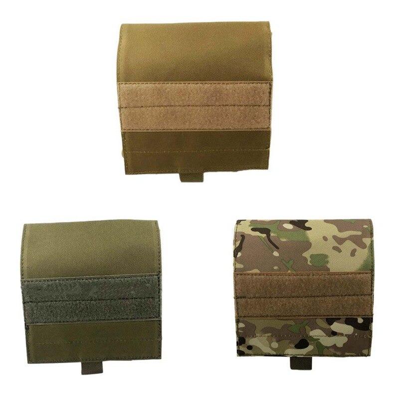 Bolsa de revista táctica Airsoft caza munición Camo bolsas Mag bolsa militar Airsoft Paintball cintura bolsa riñonera J7