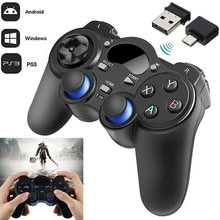 Wireless Gamepad For Android Phone/tablet/TV Box Joystick 2.4G Joypad USB PC Game Controller For Xia