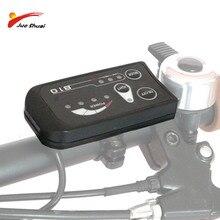 36V 48V LED affichage étanche vélo électrique 810 affichage contrôleur Intelligent deux Types connecteur panneau Intelligent E kit de vélo