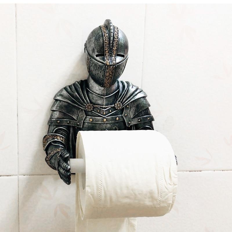 فارس أن نتذكر القوطية حمام الأنسجة حامل الحمام حامل ورق المرحاض الحمام الأجهزة TB بيع