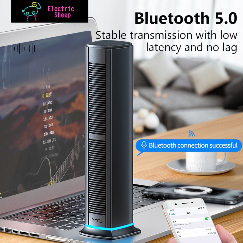 Dual 3.5mm Wired Bluetooth-compatible Speaker For Computer Subwoof Portable Mini Smart Wireless Speaker Soundbar Home Theater enlarge