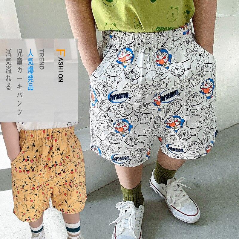 Новинка 2021, детская одежда, штаны для мальчиков, детские брюки, повседневные шорты для мальчиков, детская одежда, шорты для мальчиков базовые шорты для мальчиков