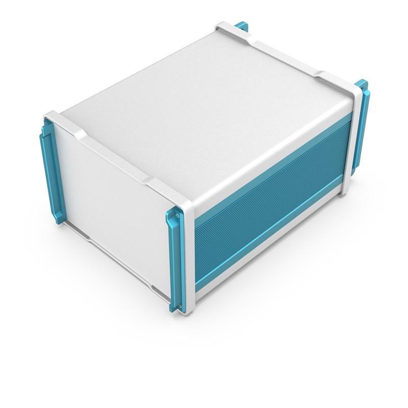 275W196.3H صناديق الدوائر المتكاملة OEM ODM Techology الإلكترونية المخصصة مكون رف كهربائي حاوية يتم تركيبها على الحائط