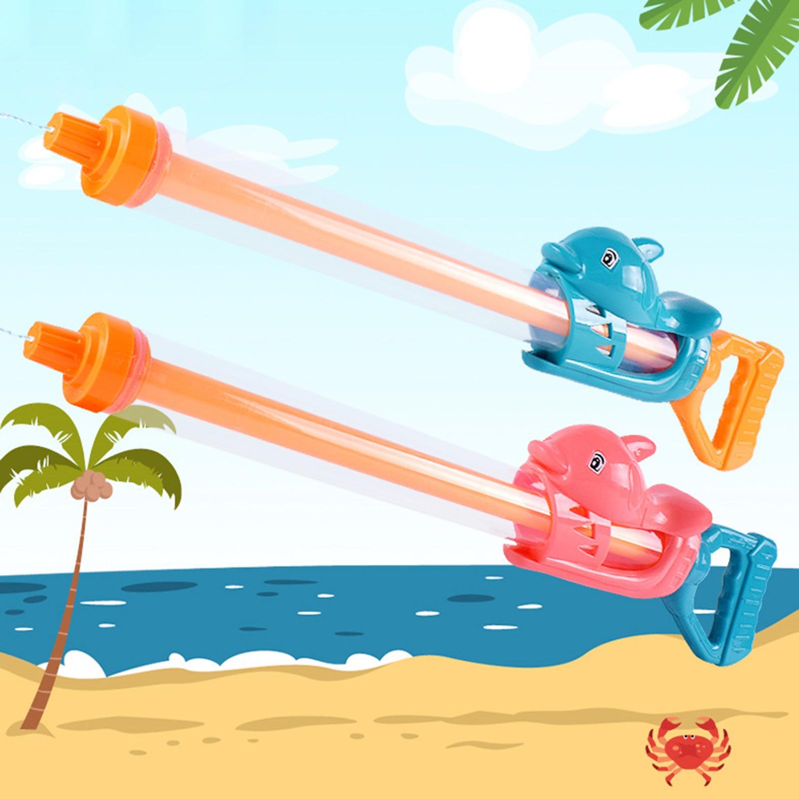 Летние Водные пистолеты, игрушечные Водяные Пистолеты, Водяные Пистолеты для игр, пистолет-распылитель для бассейна, пляжа, водяной пистоле...