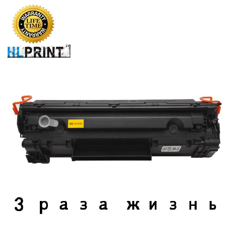35A 285A/435A toner cartridge compatible for HP LaserJet LJ Pro P1006 P1005 printer