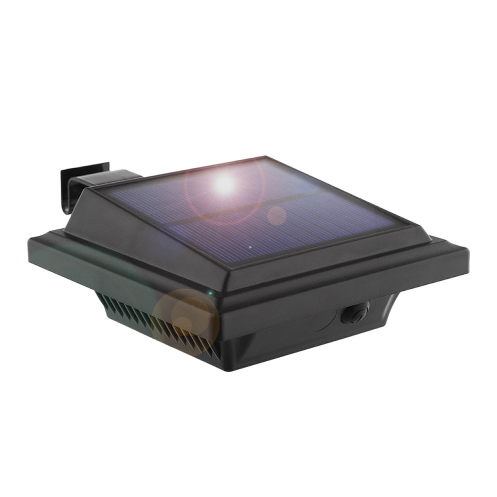WX-G-001 High performance outdoor solar eave wall light IP65 waterproof solar outdoor light in Europe and America