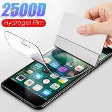 Hydrogel Film For Xiaomi Redmi 4 4X 5A 6A 6 Pro 5 Plus Screen Protector For Redmi Note 4 4X Note 5 5A S2 Protective Film