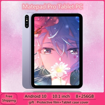 Global Version MatePad Pro 10.1 Inch Tablet Android 8GB RAM 256GB ROM tablets 1920x1200 4G Network 10 Core Tablet Phone tablette