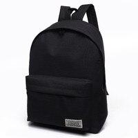 Холщовый рюкзак для мужчин и женщин, школьные ранцы для студентов колледжа, повседневные дорожные сумки для подростков