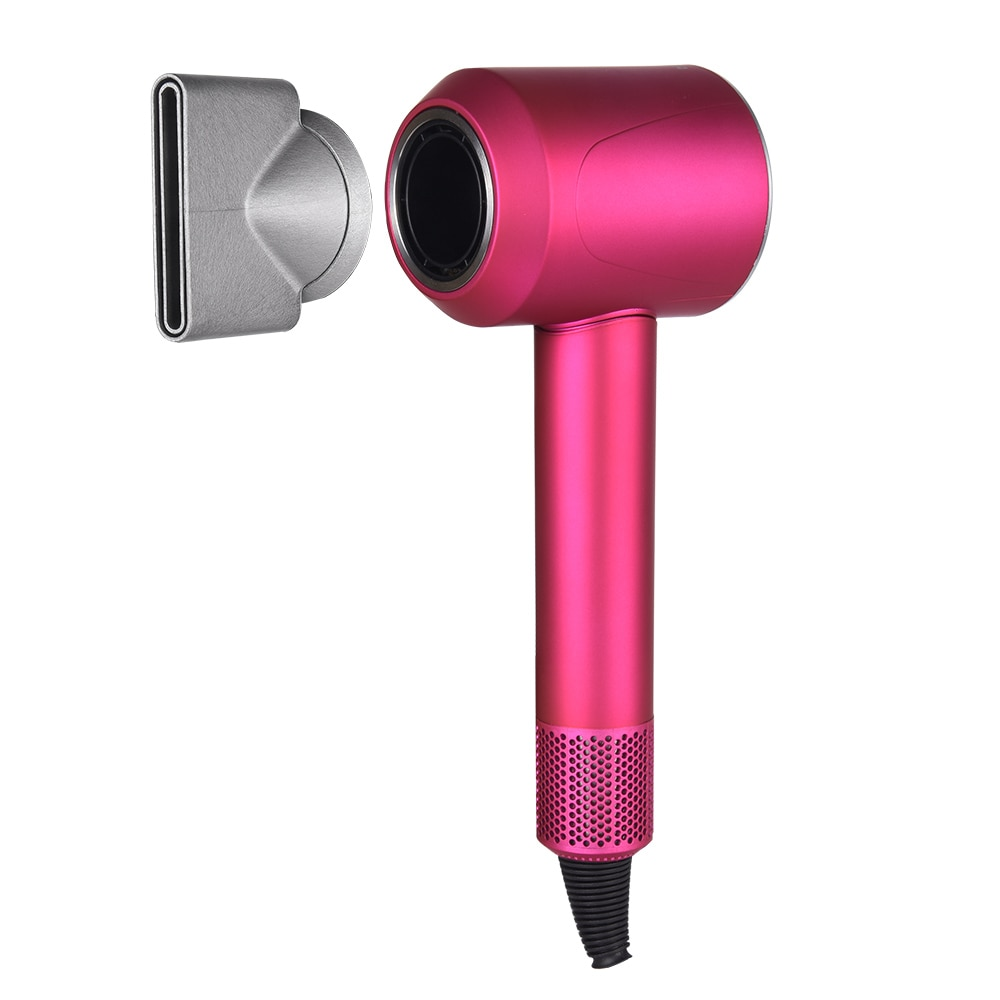 Professional Hair Dryer High Speed Hairdryer Control Salon Dryer Hot&Cold Wind Negative Ionic Blow Dryer Smart Electronics