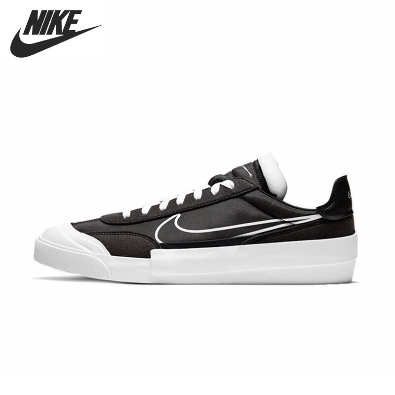 Original New Arrival NIKE DROP-TYPE HBR Men's Skateboarding Shoes Sneakers
