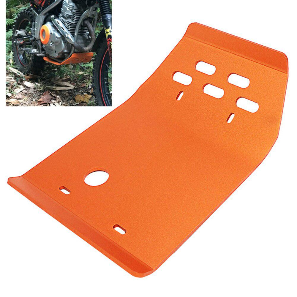 Protector de motor de motocicleta placa de deslizamiento Protector de chasis del motor Protector de motor para Yamaha Tricker 250 XT250X SEROW 250