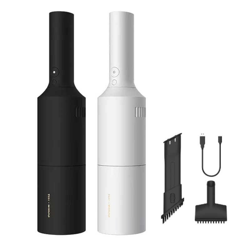 2020 New SHUNZAO Z1-Pro Portable Handheld Wireless Vacuum Cleaner 15500PA Cyclone Suction for Home Car Dust Catcher