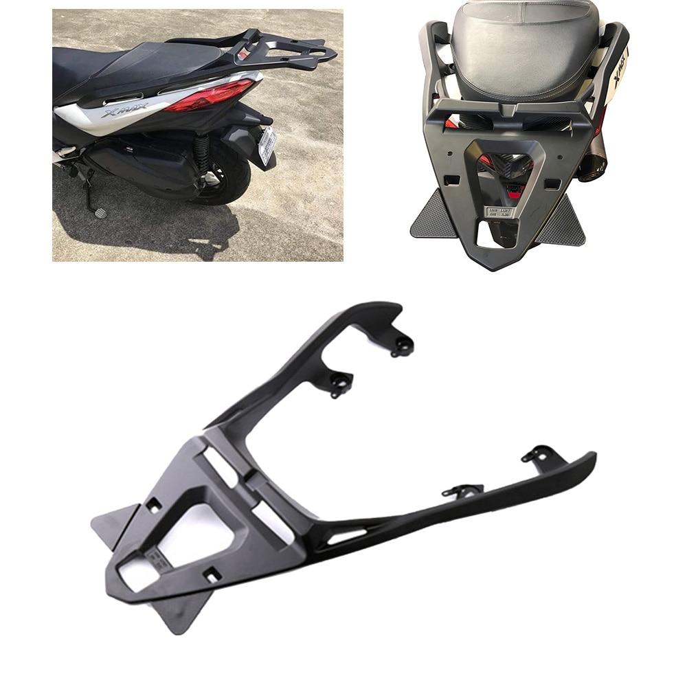 دراجة نارية حامل الأمتعة الرف لياماها Xmax X-max X max 300 Xmax300 التصنيع باستخدام الحاسب الآلي سبائك الألومنيوم قوة تعديل الخلفي رف قوس