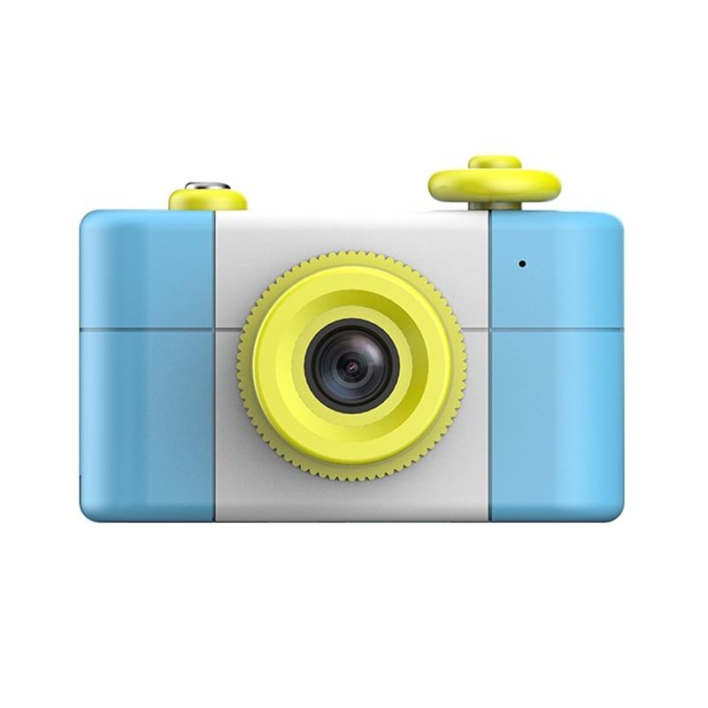 A10 portátil chico s Cámara 1080P HD 1,5 pulgadas pantalla Mini chico niños Cámara dibujos animados Digital pequeña cámara SLR juguete regalo