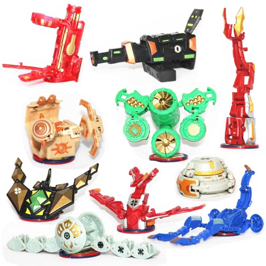 Deformación Animal acción juguete figuras diámetro 3,5 cm cápsula enviar al azar No repetir tarjetas gratis para regalo dragón dinosaurio niños Juguetes