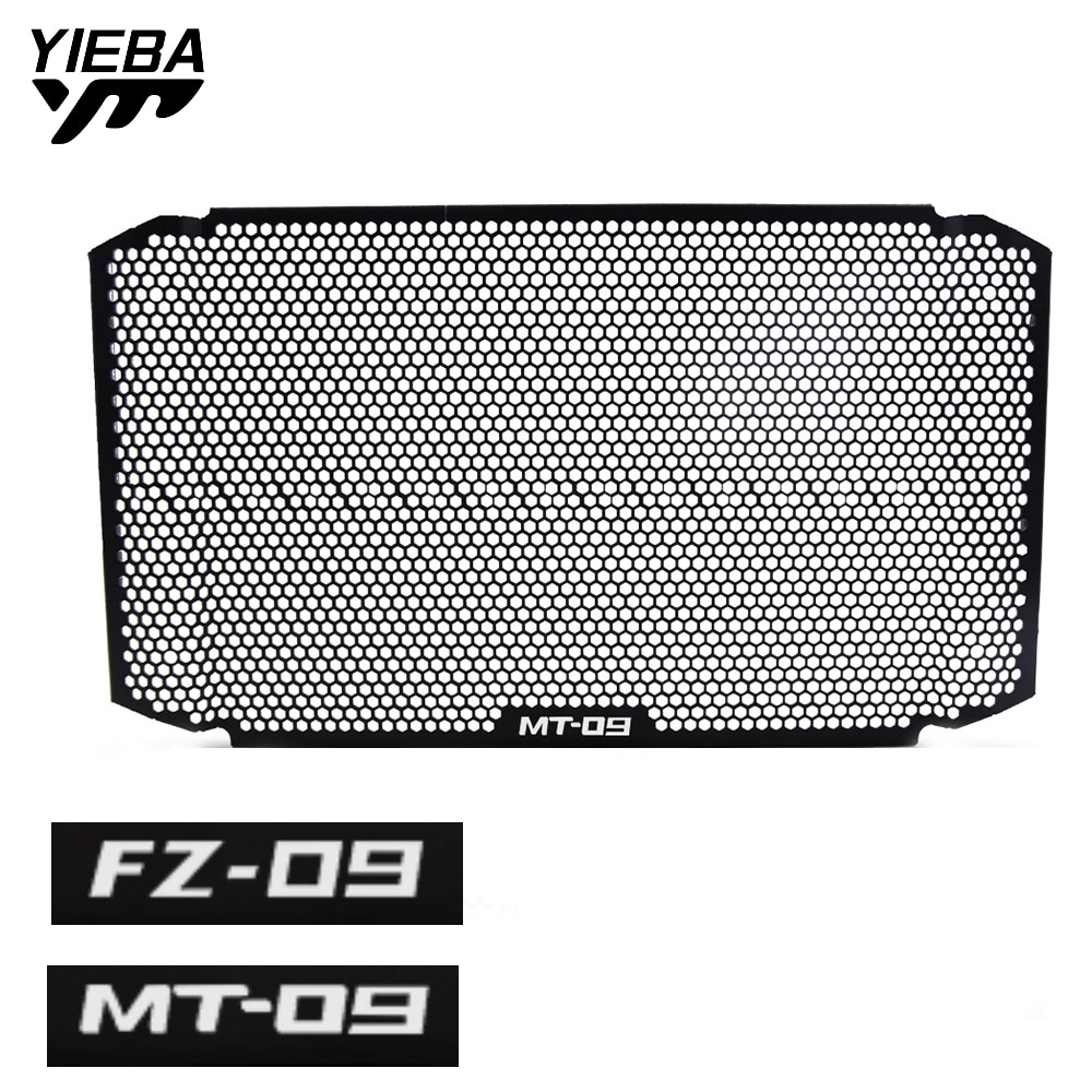 AliExpress - Motorcycle Accessories Radiator Grille Guard For YAMAHA MT09 FZ-09 FZ09 MT 09 2017 2018 2019 2020 MT-09 SP Grid Protector Cover