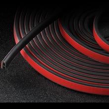Adesivi per auto adesivo Auto porta di tipo B di tenuta PER ibiza prius 30 w163 azera mini cooper r53 camry 70 seat leon cupra chevrolet cruze 2010