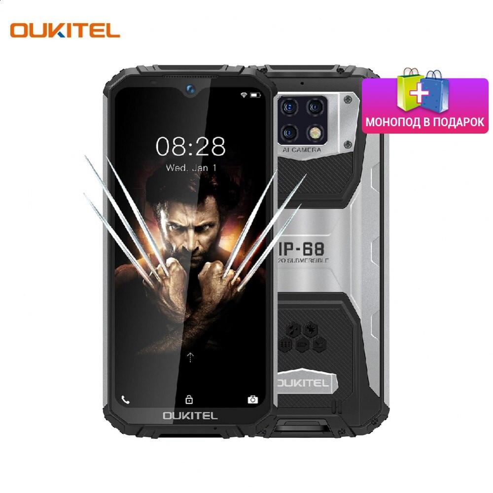 Смартфон OUKITEL WP6 Black