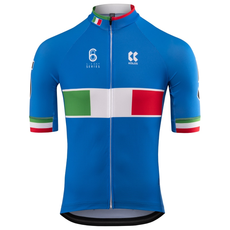 Mallots-Camiseta de ciclismo para hombre, ropa de bicicleta de manga corta, maillot...