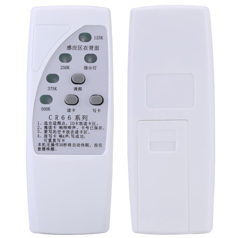 RFID ID карты Дубликатор Программист читатель писатель для 125/250/375/500 кГц CR66 копиры Дубликатор с светильник индикатор