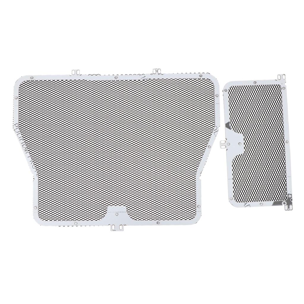 Protector de radiador, protector de rejilla, protección de rejilla, resistente a altas temperaturas para BMW HP4 S1000RR S1000R/RR/XR