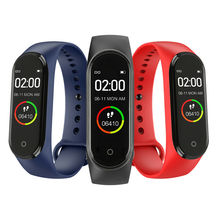 Reloj M4 Men Women New Smart High Quality Smart band Sport Blood Pressure Heart Rate Monitor Waterpr