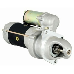Excavator starter motor for Cummins 4B3.9