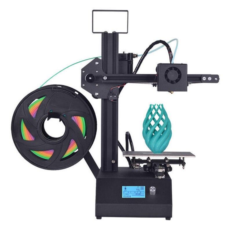 طابعة ثلاثية الأبعاد عالية الدقة ، مجموعة تثبيت قائمة بذاتها ، ذات هيكل معدني ، للاستخدام التجاري والصناعي