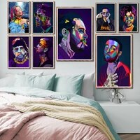 lil peep tyler xxxtentacion post malone j cole hot hip hop rapper star art canvas painting poster wall home decor %d0%ba%d0%b0%d1%80%d1%82%d0%b8%d0%bd%d1%8b