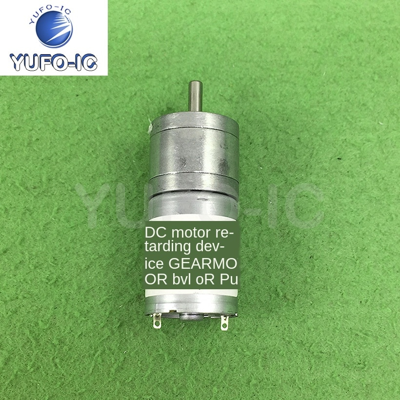 Envío gratis 3 uds 6V150 Go diámetro exterior 25MM RF-370 dispositivo retardante del Motor