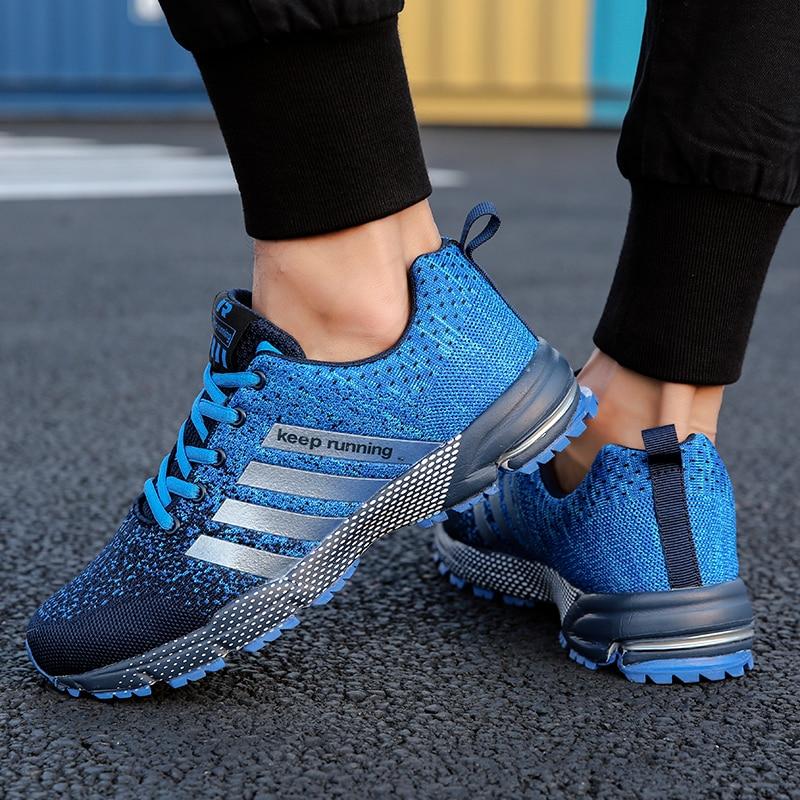 Фото - Мужские кроссовки для бега, легкие спортивные мужские кроссовки унисекс, мужские кроссовки для бега, большой размер 35-47, мужские кроссовки skechers кроссовки мужские skechers dynamight 2 0 rayhill размер 43 5