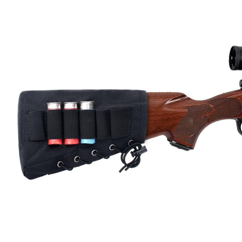 Tactical Molle hunting Cartridge Belt Airsoft Tactical 6 Shots 12 20 Gauge Shot gun Shell Bandolier Gauge Ammo Holder Newest
