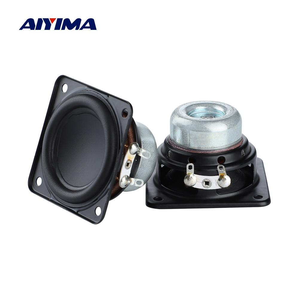 AIYIMA-Altavoz de estéreo Hifi con Bluetooth para el hogar, Unidad de Altavoz...