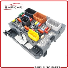 Baificar flambant neuf authentique BSI sous capot fusible boîte BSM R02 R19 9667044980 REF1847 pour Peugeot 3008 407 citroën C5 C4 PICCASO