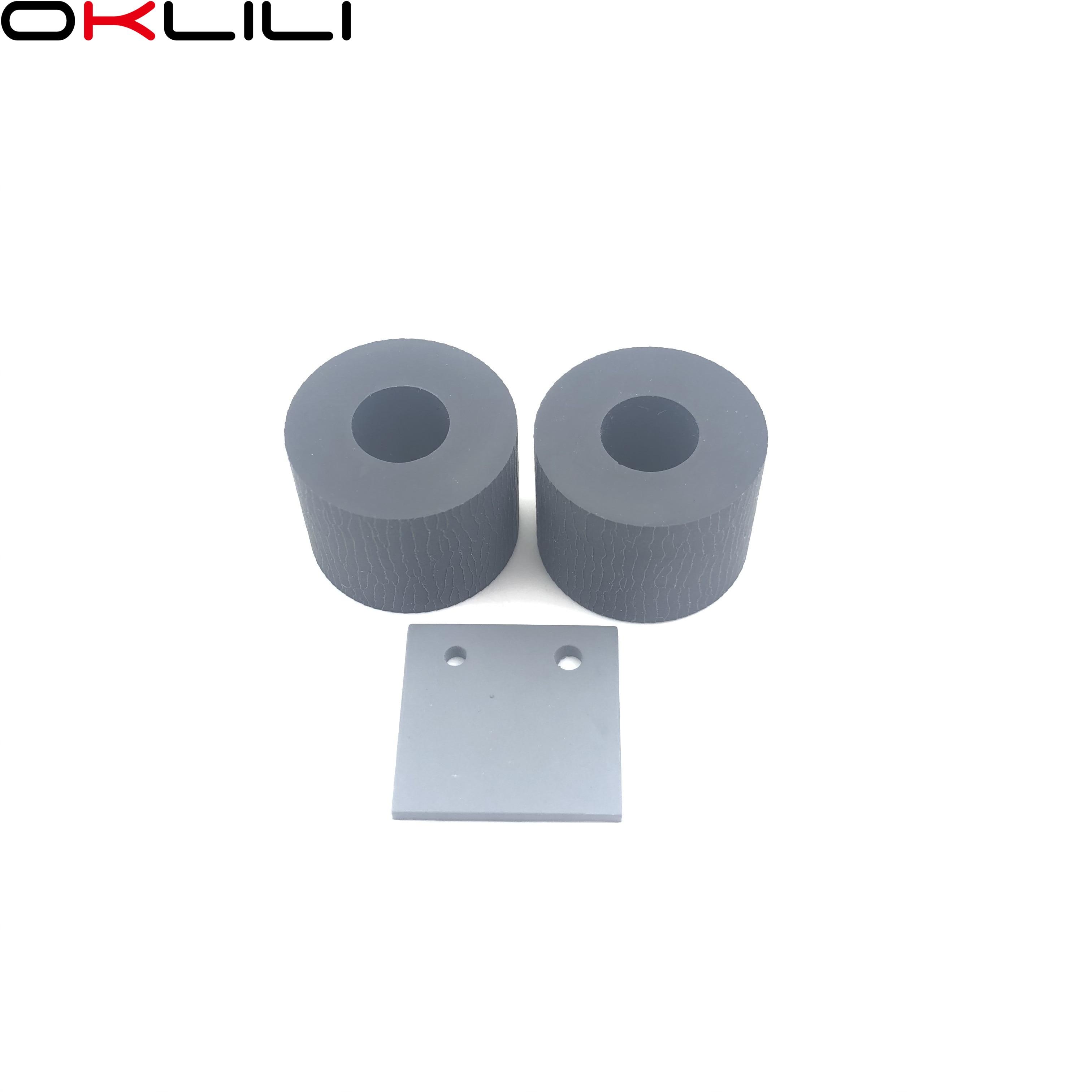 1X PA03541-0001 conjunto de almohadilla de separación de rodillo de recogida de...