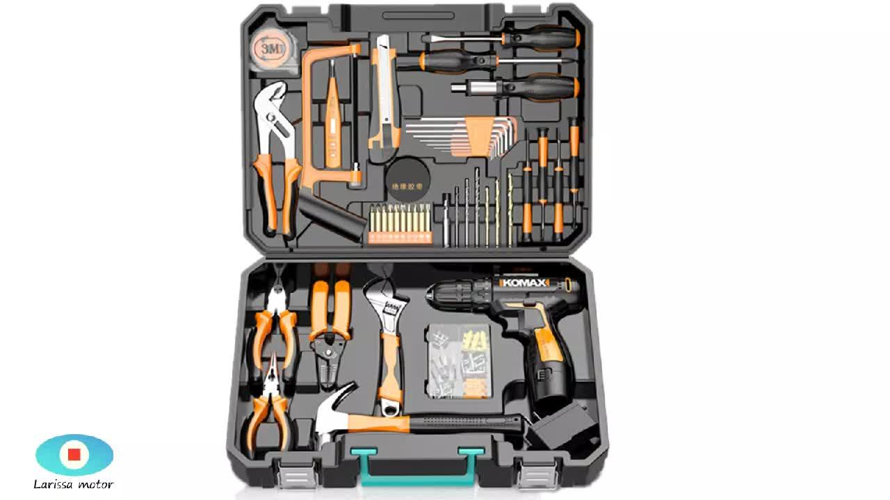 Многофункциональный домашний набор оборудования, домашний ящик для инструментов, специальные инструменты электрика