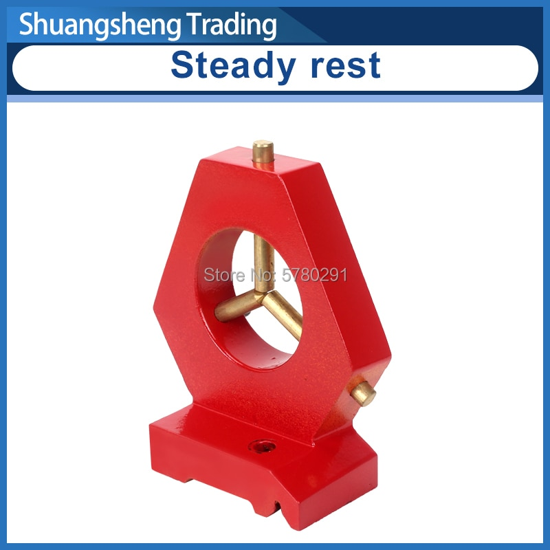 Feste Stetige drehmaschine zentrum rahmen Stetige Rest SIEG S/N10152 C0 stetige rest zentrum rest