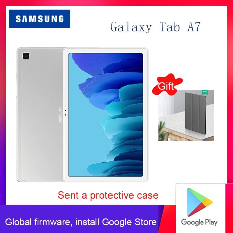 Samsung-tablet a7 t500, android, tela cheia de 10.4 polegadas, para aprendizagem, escritório, computador de mão, ultra hd, 3gb + 32gb, 7040mah