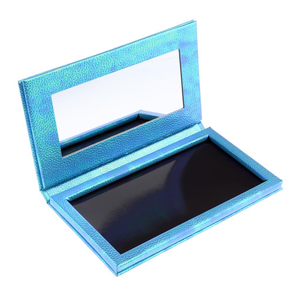 Paleta magnética de maquillaje vacía profesional, para cosméticos, herramienta DIY hecha a mano