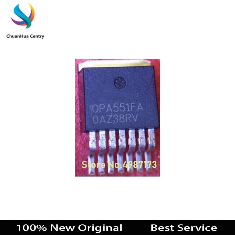 OPA551FA TO263 100% New Original OPA551FA In Stock Bigger Discount for the more quantity
