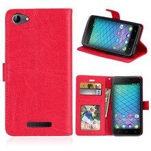 Flip Cover for BQ BQ-5059 Strike Power Case Business Leather Case for BQS 5059 Strike Power Phone Ba