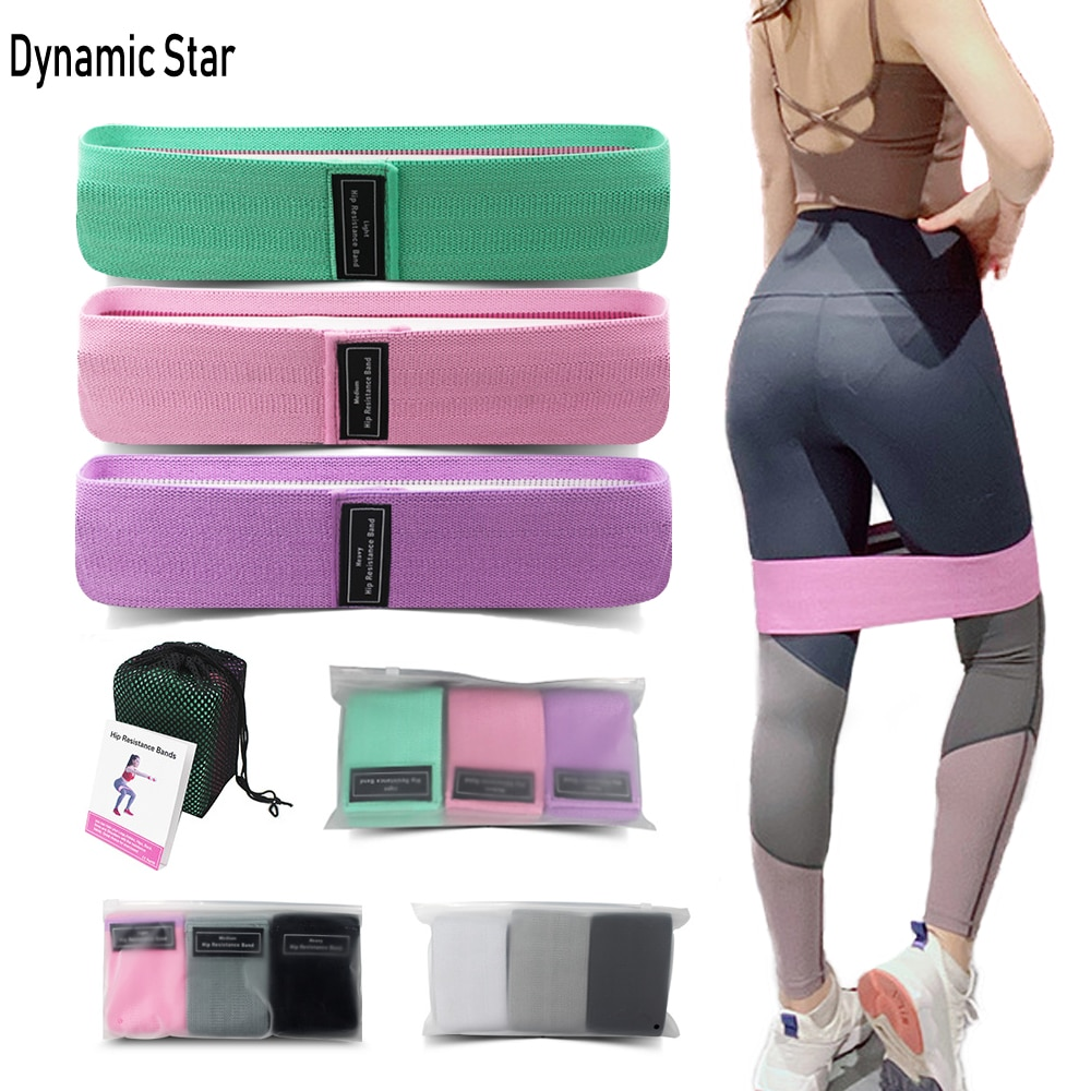 yoga elastic band resistance bands fitness for home gym equipment elasticas workout exercise rubber training band set Resistance Bands Fitness Rubber Elastic Band Yoga Expander Gym Home Workout Booty Bands Exercise Equipment Fitness Accessories