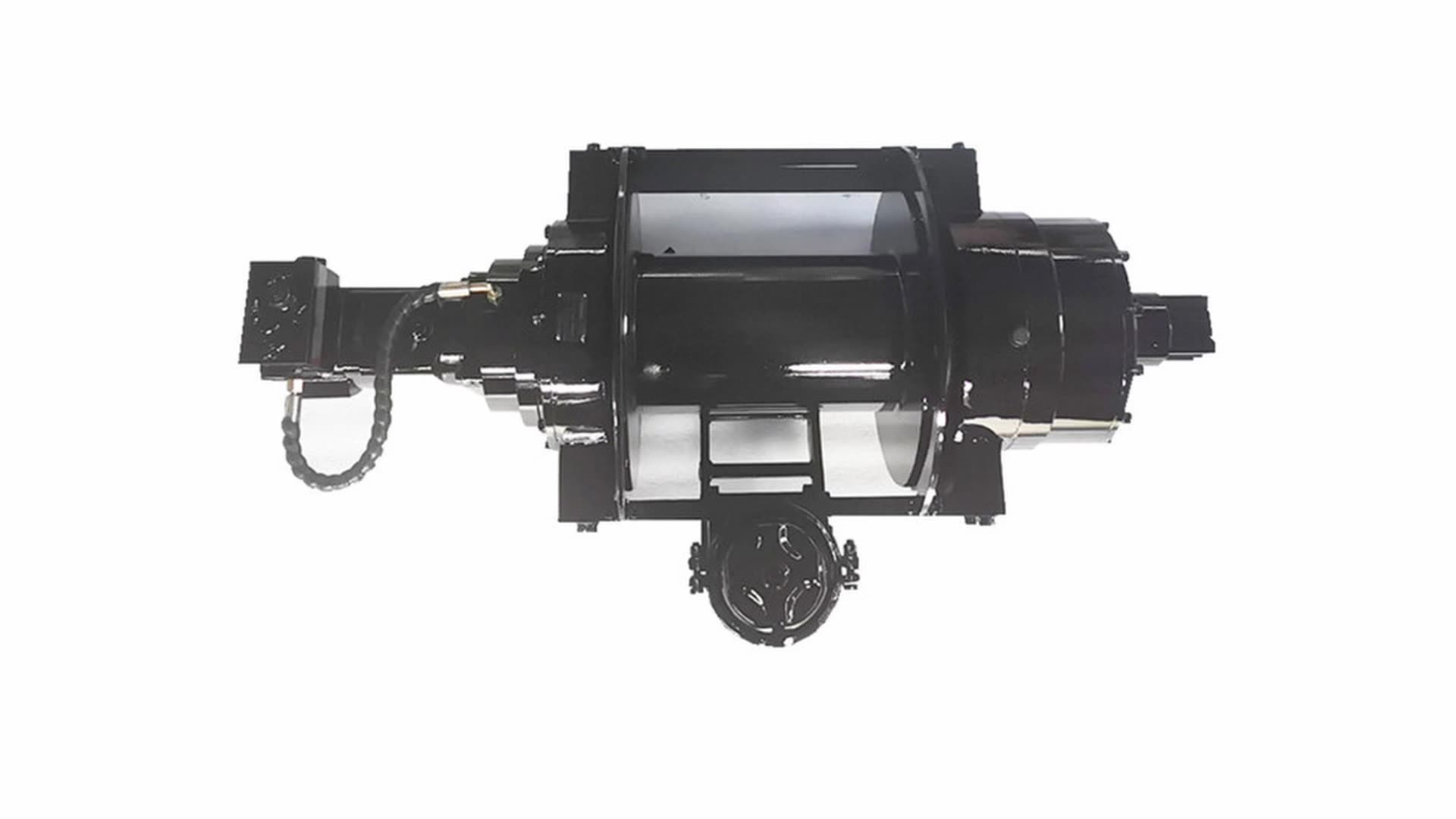 15ton Capstan Cable Pulling Machine Hydraulic Winch Prices