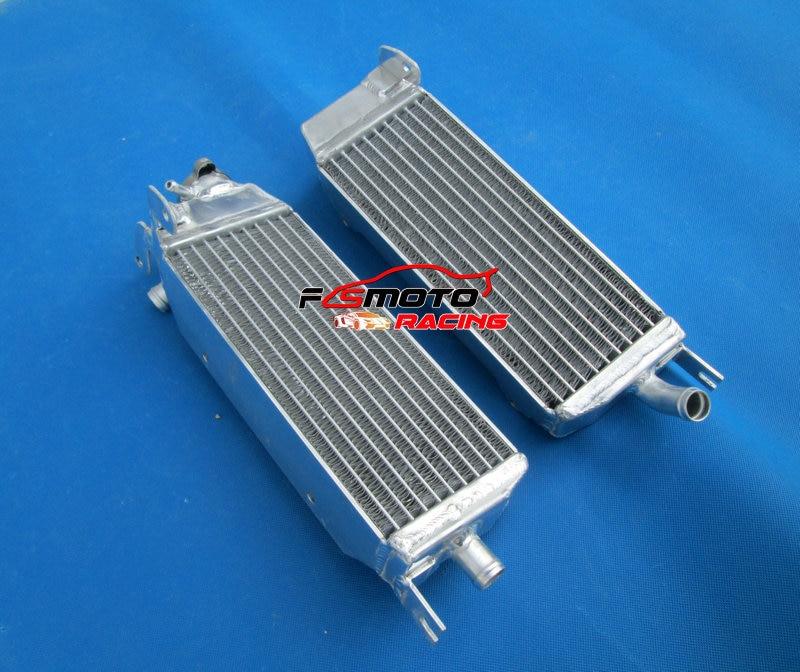 Aluminum Alloy Radiator For Suzuki RM250 RM 250 RM125 1986 1987 87 86 New