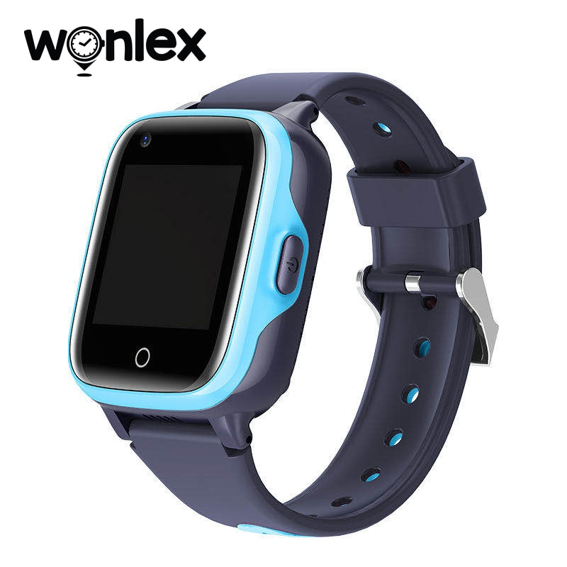 Wonlex KT15 Smart-Watches Kids Android-OS 4G Sim-Card Video Call for Gifts SmartWatch Mini Telephone